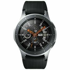 Samsung Galaxy Watch 46mm Black Silver Smart Watch Bluetooth UK Version