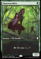 Llanowarelfen FOIL / Llanowar Elves | NM | Open House Promo | GER | Magic