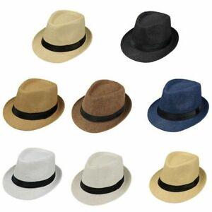 Baby Kids Boy Girl Hat Cap Breathable Hat Summer Beach Straw Sun Hat newFashion