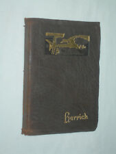 Lyrical Pieces Robert Herrick Leather Binding