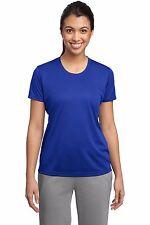 Womens Sport-Tek Dry Fit Gym Workout Performance Moisture Wicking T-Shirt LST350