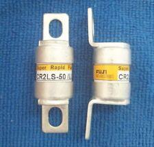 ORIGINAL FUJI CR2LS-50/UL 50A Super Rapid Fuse 250V 50 Amp CR2LS-50