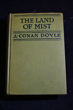 1926 *FIRST* The Land of Mist by Conan Doyle