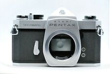 [Excellent] Asahi Pentax Spotmatic 35mm SLR Camera body only From Japan.