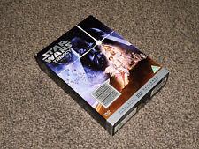STAR WARS TRILOGY : EPISODES IV- VI  (4- 6) LIMITED EDITION DVD SET(FREE UK P&P)