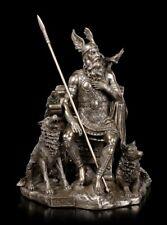 Odin Figur Göttervater - Asen Gott Wikinger Deko Statue - Veronese