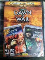 Warhammer 40,000: Dawn of War (Game of the Year Edition) (PC, 2005)