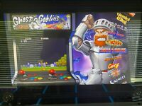 CoinOps X  V.4.5 FINAL FIXES USB Ultimate Legends 1650 Games w/Cheats ADDONX