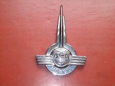 Morris Minor Bonnet Badge