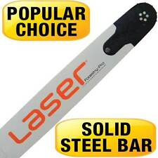 "18"" Chain Saw Bar Professional Pro Bar Fits many Stihl saws. .325  x.063x 74 DL"