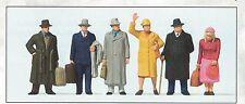 Standing Travellers Preiser 65366 Figurines Scale 1:45 O Gauge OB