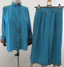 Tailleur e abiti sartoriali da donna blu