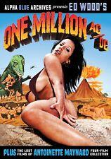ED WOOD'S ONE MILLION ACDC &  ANTOINETTE MAYNARD SEXPLOITATION FILMS!