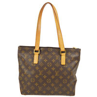 LOUIS VUITTON CABAS PIANO HAND TOTE BAG PURSE MONOGRAM M51148 VI0012 70434