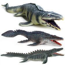 More details for jurassic world large soft foam rubber mosasaur dinosaur action figure model toys