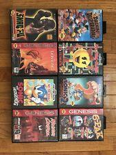 Lot of Sega Genesis Games  very good condition