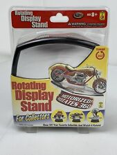 Rotating Display Stand for Collectors 360 Degree Toy Zone Mirrored