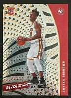 Onyeka Okongwu 2020-21 Panini Revolution Rookie #127 1st Atlanta Hawks Rookie RC
