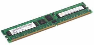 1GB Hynix DDR2 PC2-4200R-444-12 Reg ECC RAM HYMP512E72BP8G-C4 ab-A IBM 12R8544