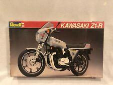 Revell Kawasaki Z1-R Motorcycle Plastic Model Kit 1983 Japan 1:15 NEW NIB