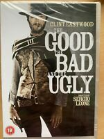 The Good The Bad and the Ugly DVD 1966 Spaghetti Western Movie BNIB