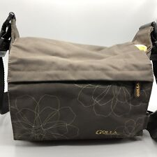 GOLLA MOBILE LIFESTYLES Camera Bag With Strap - Brown