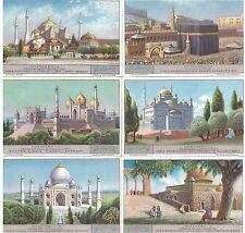 """Liebig Bilder Serie 1030 """"Moscheen"""" Deutsch"""
