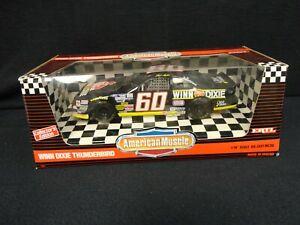 ERTL American Muscle 1/18 Mark Martin #60 Winn Dixie Ford Thunderbird Diecast