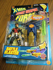 X-Men: Cyclops - Secret Weapon Force with war tank blaster, 1998