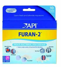 API Furan 2 Powder Combat Wide Variety Gram Positive Bacterial Diseases 10 Pack