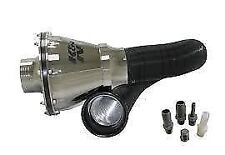 K&N Silver Apollo Universal Cold Air Intake Induction Kit With Air Box & Filter