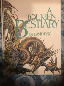 A Tolkein Bestiary By David Day Hardcover