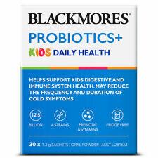 BLACKMORES PROBIOTICS+PLUS KIDS DAILY HEALTH 3 x 30 Sachets - Short Dated 5/19