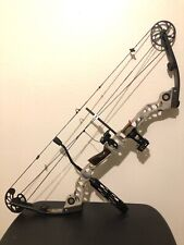 "Mathews Q2XL Compound Bow - RH- 60# - 29"" Draw - Custom Paint- New Limbs"