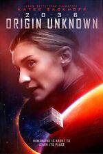 2036 Origin Unknown,Very Good DVD, Julie Cox,Ray Fearon,Steven Cree,Katee Sackho