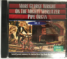 More George Wright on the Mighty Wurlitzer Pipe Organ - CD - Volume ll