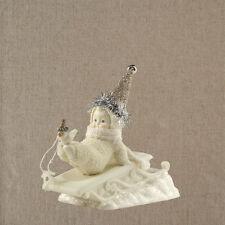 Fly With Me Snow Dream Snowbabies Figurine NEW Dept 56 4020749 NIB Figure