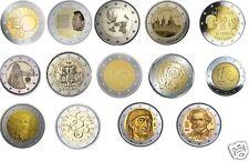 manueduc     2013   Las  20 Monedas  de  2 €  Conmemorativas  Nuevas