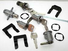 Ford Galaxie / LTD Ignition, Door, Glovebox, Trunk Lock Kit 1966,1967,1968