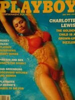 Playboy July 1993 | Leisa Sheridan Charlotte Lewis       #1640+