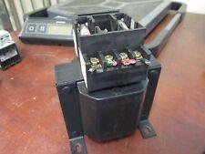 Cutler-Hammer Control Transformer C340DC .180KVA Pri 480V Sec 120V Used