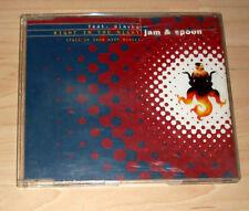 CD Maxi-Single - Jam & Spoon feat Plavka - Right in the Night