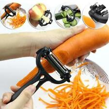 Rotary Potato Peeler Vegetable Cutter Fruit Melon Planer Grater Kitchen Gadget
