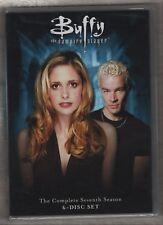 Buffy the Vampire Slayer complete 7th Seventh season brand new/sealed 6 DVD set