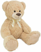 BRUBAKER Giant Teddy Bear XXL 100cm (40 Inches) Big Soft Plush Toy Soft Toy Kids