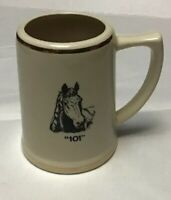Cheyenne Frontier Days Rodeo 1974 Bareback 101 Coffee Mug Jug