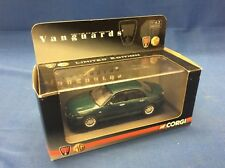 Corgi Vanguards MG ZT Goodwood Green 1:43 Scale Limited Edition VA09305