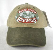 *BEAVER STREET BREWERY ARIZONA* Ball cap hat longer bill embroidered *OURAY*