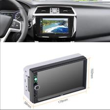 "2Din 7"" Tft Touch Screen Bluetooth Car Audio Radio Stereo Mp3/Wma/Wav Mp5 Player"