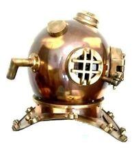Nautical Deep sea Maritime Antique Mark V collectible Home decors Diving Helmet